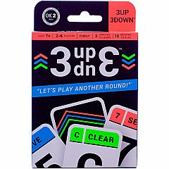 3 Up 3 Down Card Game