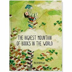 The Highest Mountain of Books