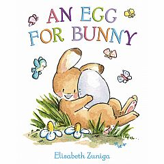 An Egg For Bunny Board Book