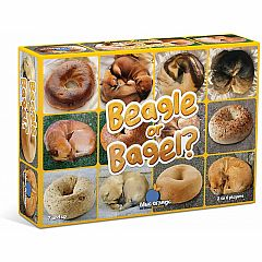 Beagle or Bagel? - The goofy card game!