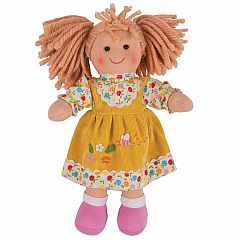 "BigJigs Daisy 11"" Doll"