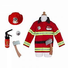 Great Pretenders Firefighter Dress-up Size 5-6