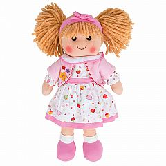 "BigJigs Kelly 13"" Doll"