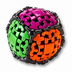 Project Genius Gear Ball Brainteaser