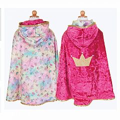 Reversible Sleeping Cutie - Tinkerbell Cape