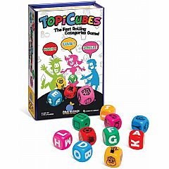 Topicubes - The Fast Rolling Categories Game!