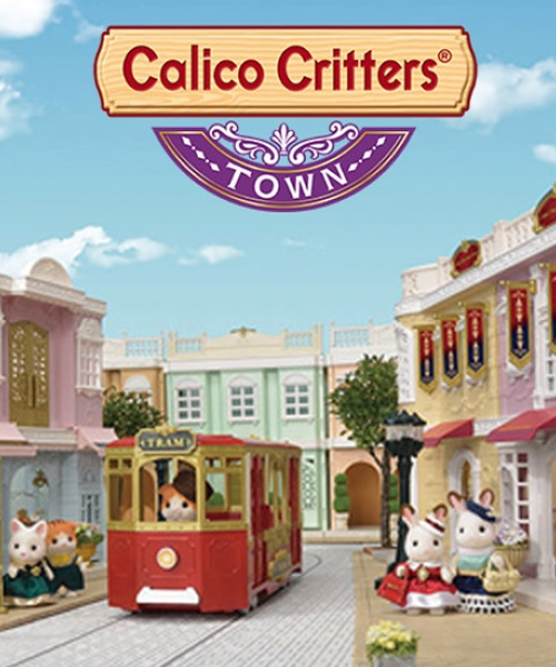 2 Calico Critters